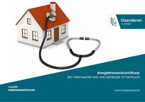 Energieprestatiecertificaat - een meerwaarde voor wie (ver)koopt of (ver)huurt