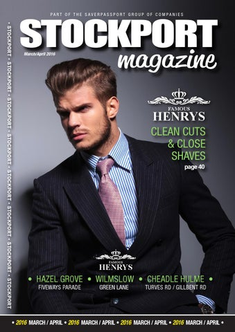 ISSUE March / April cover