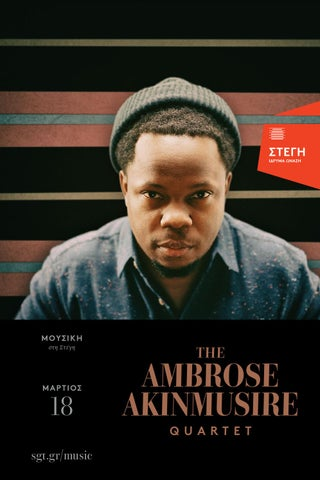 ISSUU The Ambrose Akinmusire Quartet