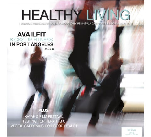 Healthy Living, March 2016