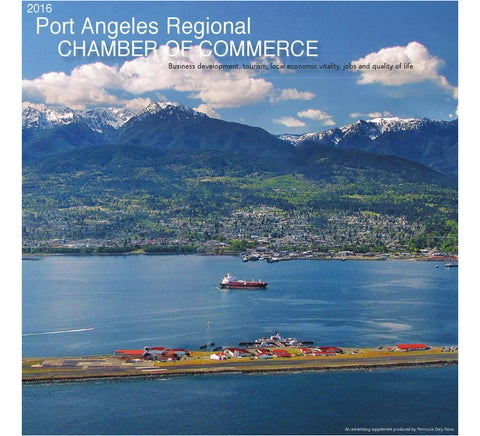 Port Angeles Chamber of Commerce, 2016