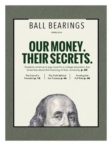 Ball Bearings Print Edition