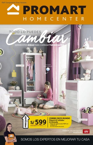 Catalogos promart for Muebles de sala promart