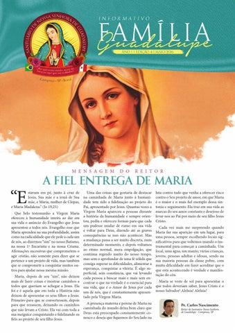 [Informativo Família Guadalupe – 4ª Edição]