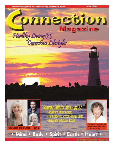 Connection Magazine May 2016 Issue