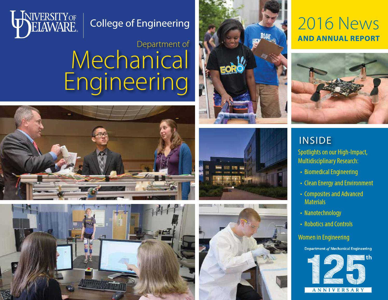 mechanical engineer research papers