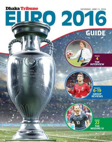 Dhaka Tribune guide to EURO 2016