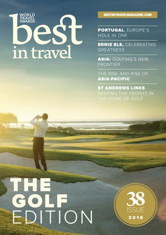 Best in Travel - Golf Edition