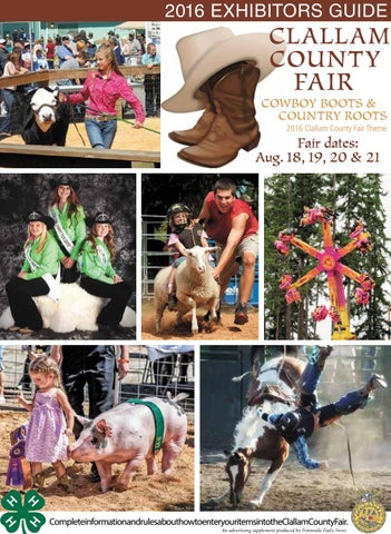 Clallam County Fair Premium
