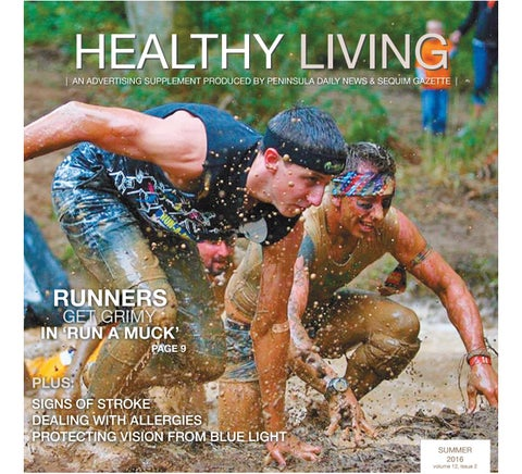Healthy Living June 2016