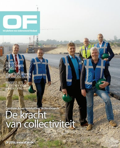 Ondernemend Friesland editie 4 juni 2016
