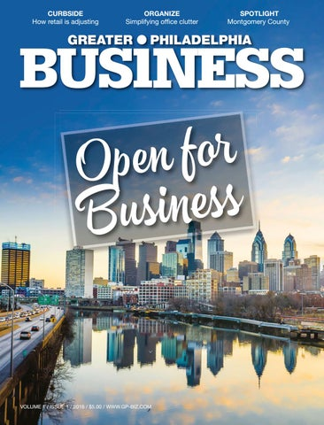 Click to read Greater Philadelphia Business