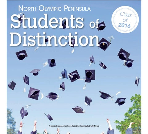 Students of Distinction - Class of 2016