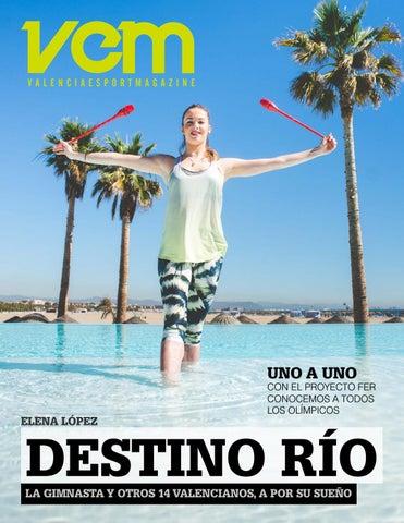 Valencia Esport Magazine (VEM 16)