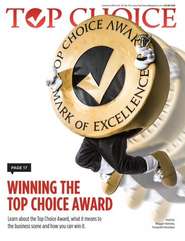 Spring 2016 - Top Choice Magazine