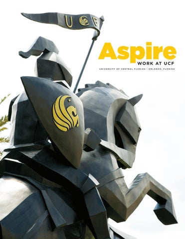Aspire: Work at UCF 2016