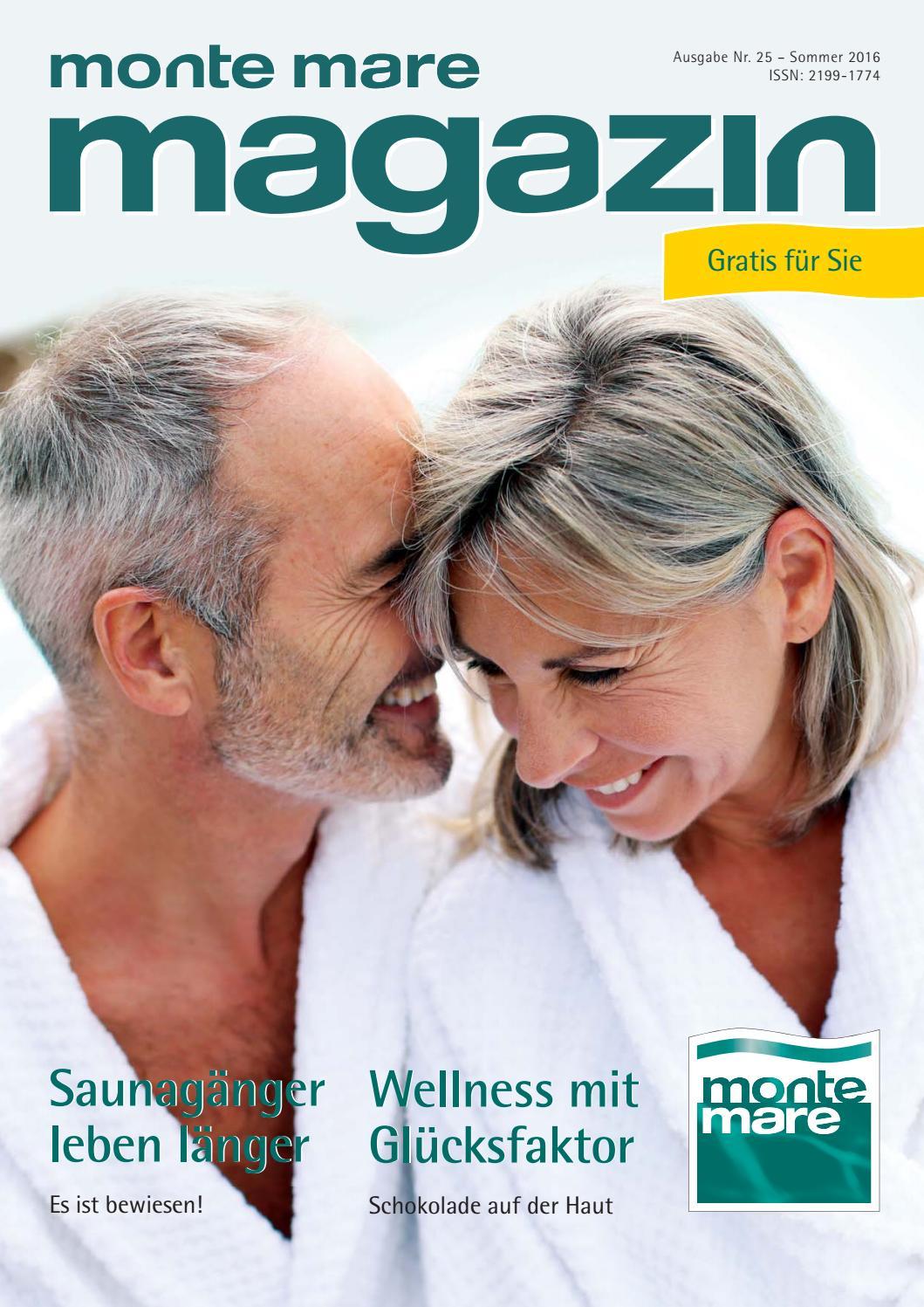 monte mare Magazin Sommer 2016