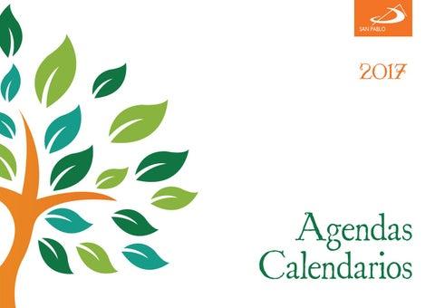 Agendas y Calendarios 2017