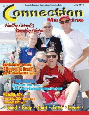 Connection Magazine July 2016 Issue