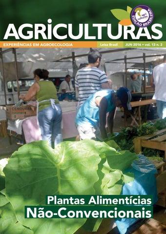 V13, N2 – Plantas Alimentícias Não-Convencionais