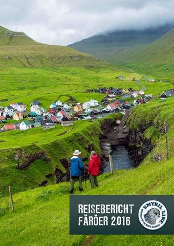 Reisebericht Färöer 2016