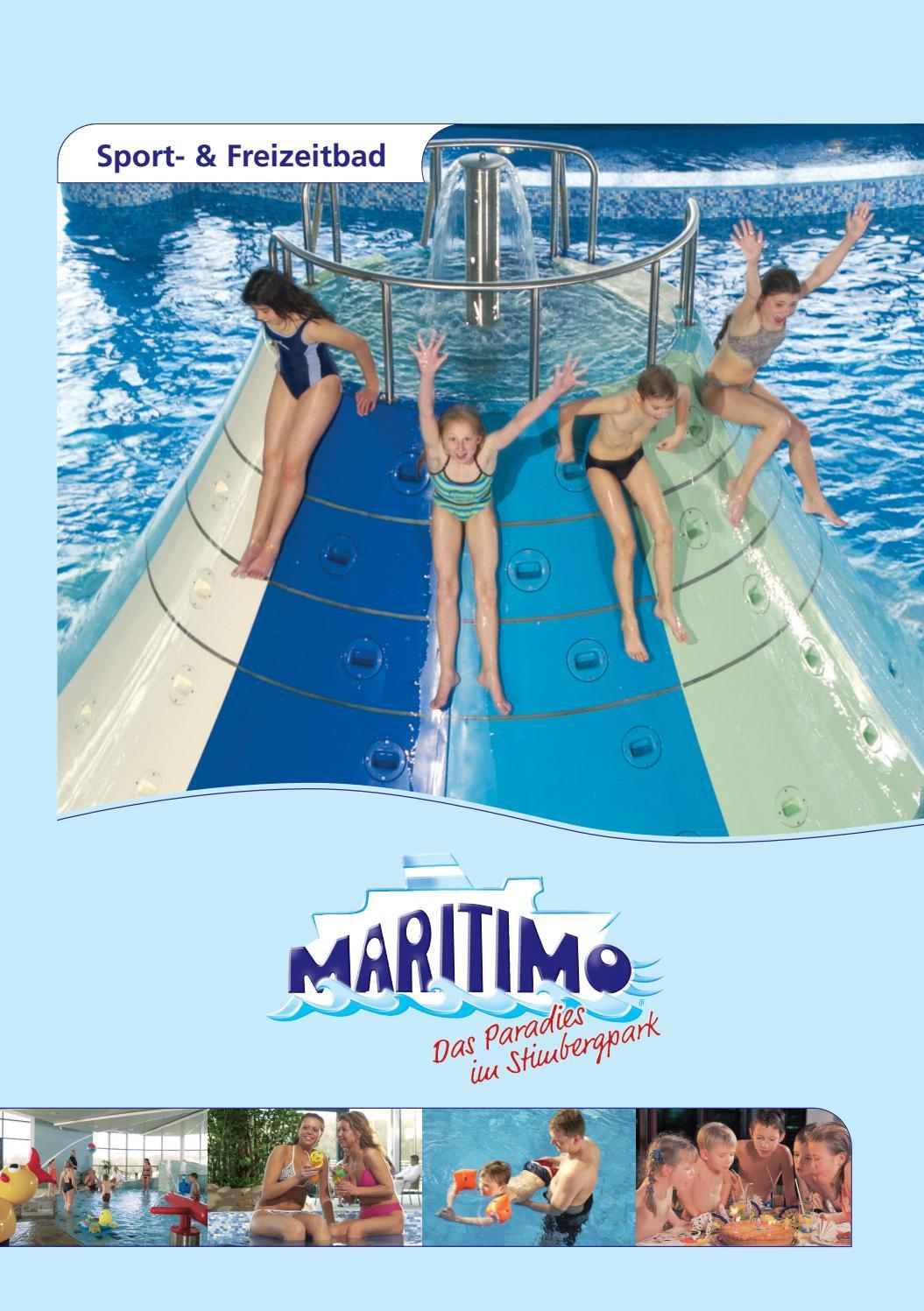 maritimo Sport- und Freizeitbad - maritimo Oer-Erkenschwick