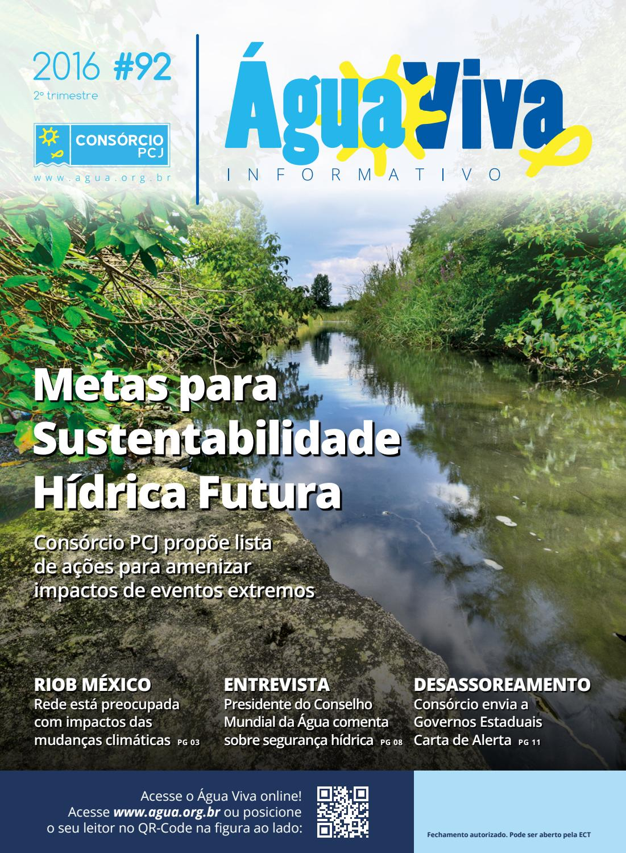 Edição n°92 – 2º Trimestre 2016