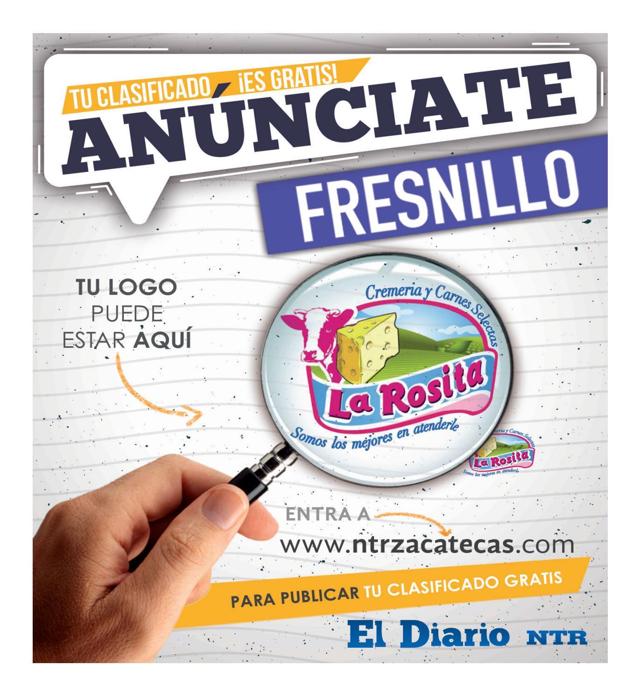 Anúnciate Fresnillo
