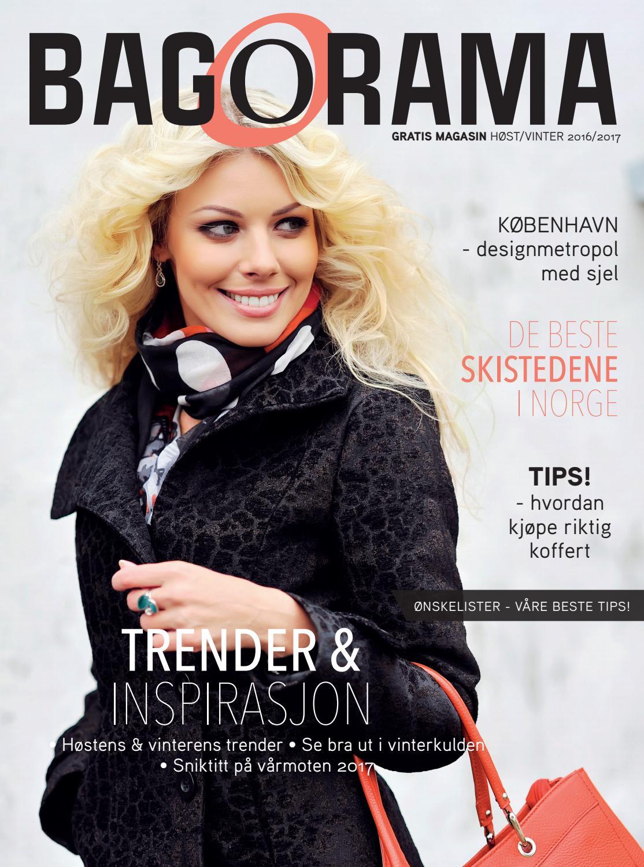 Bagorama-magasinet høst vinter 2016/2017