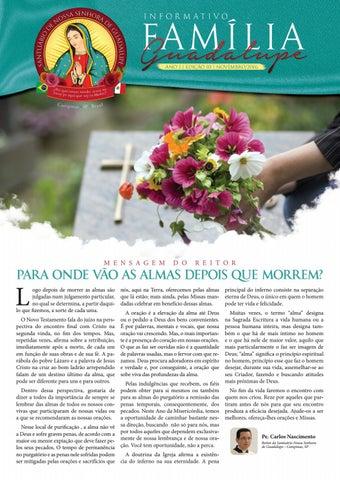 [Informativo Família Guadalupe – 10ª Edição]