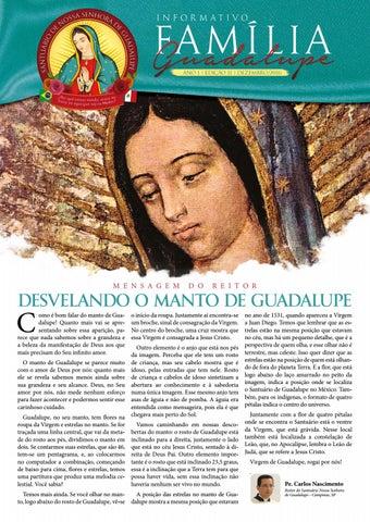 [Informativo Família Guadalupe – 11ª Edição]