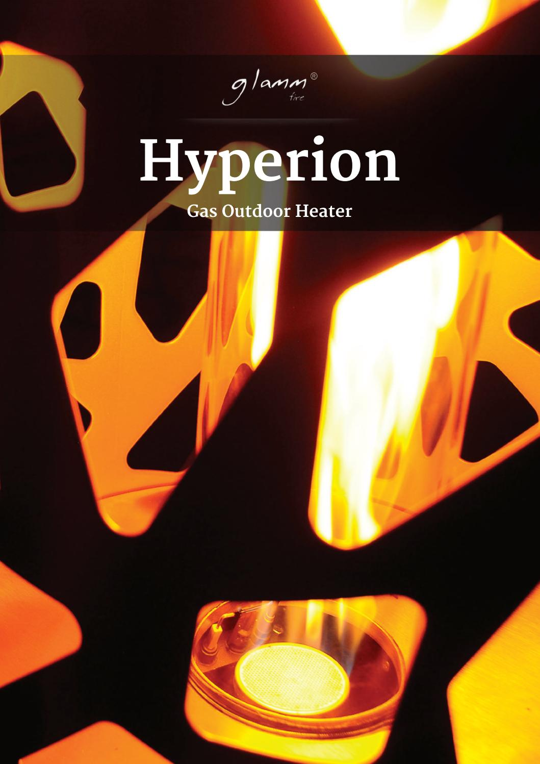 Folleto Hyperion