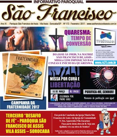 [Boletim Informativo – Nº 173 – Fevereiro 2017]