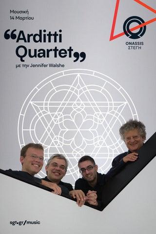 ISSUU Arditti Quartet & Jennifer Walshe