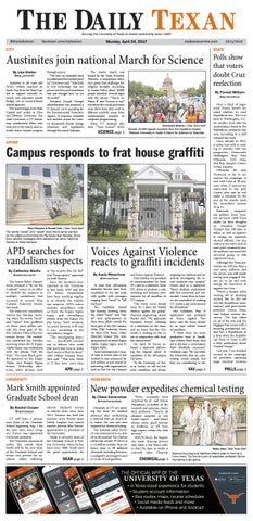 Issue for April 24, 2017