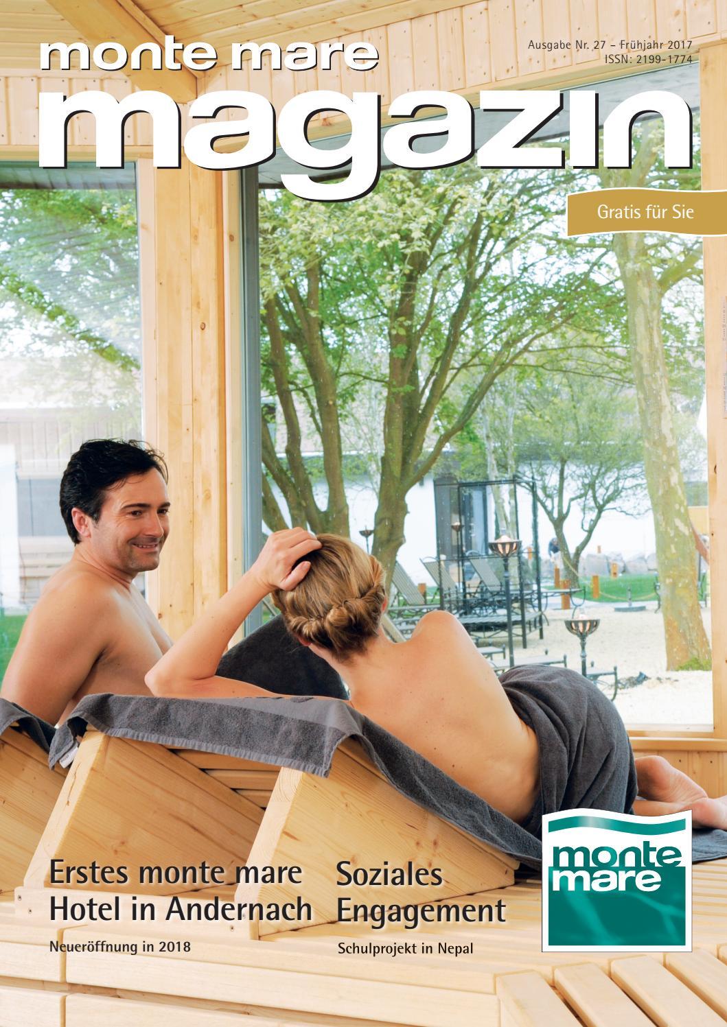 monte mare Magazin Frühjahr 2017