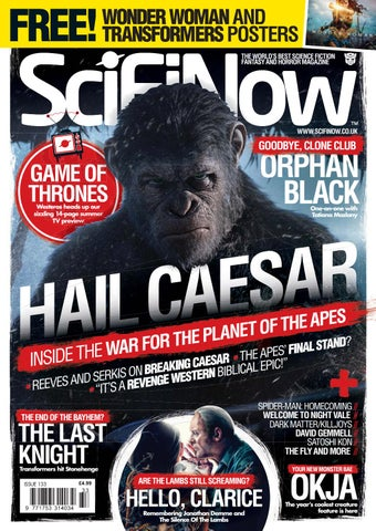Scifinow issue 133 2017