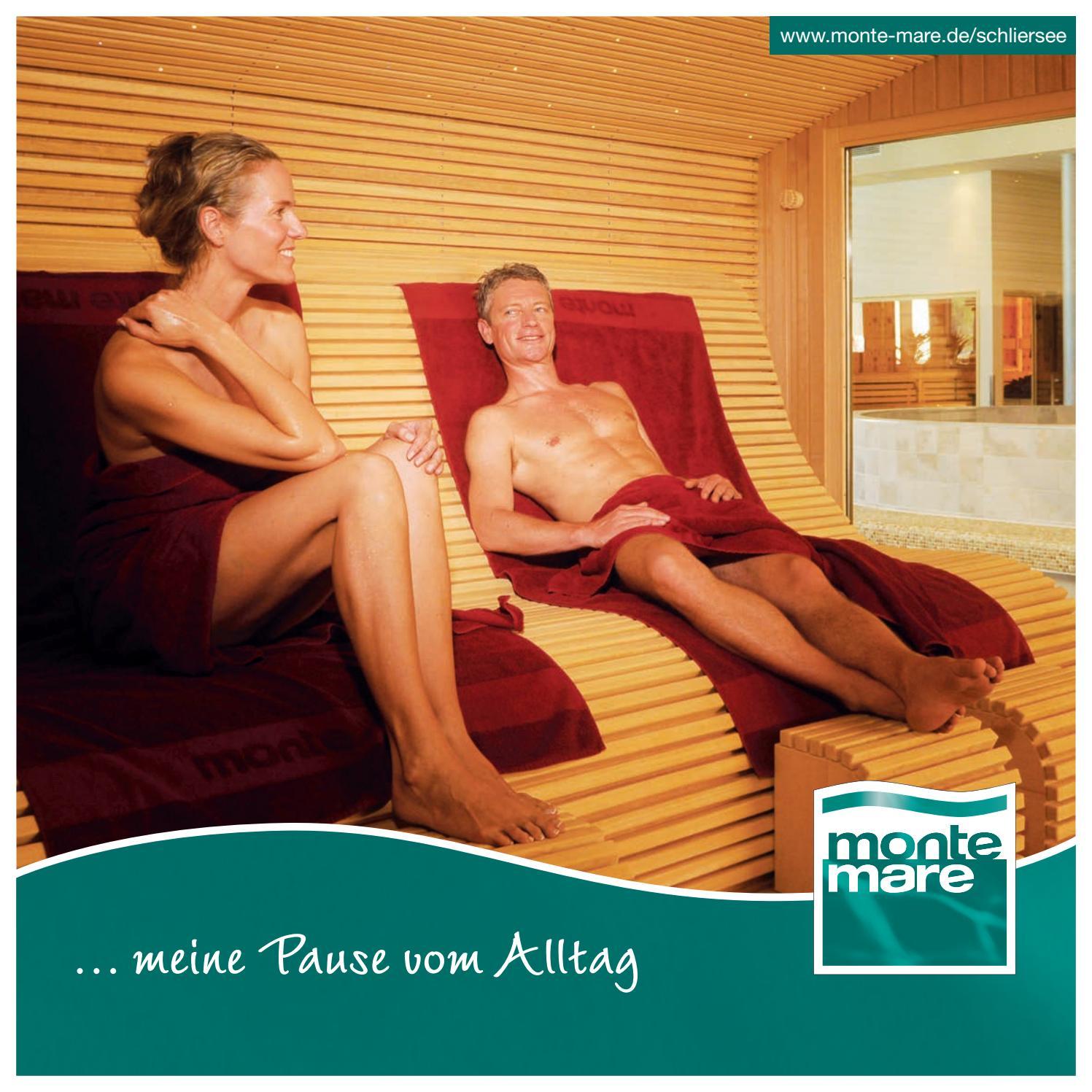monte mare Schliersee Sauna- & Wellnesswelt