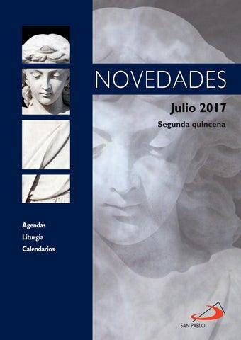 Boletín de novedades julio 2017 - 2ª quincena