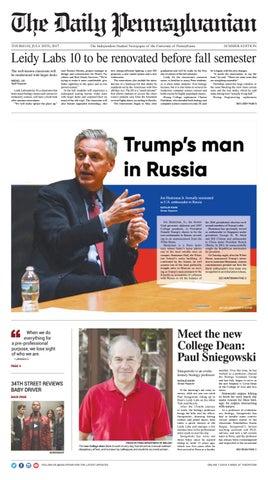 Daily Pennsylvanian