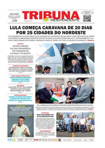 Edição número 2964 - 18 de agosto de 2017