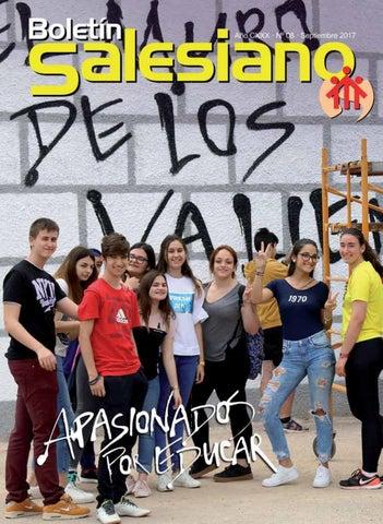 Boletin Salesiano Septiembre 2017