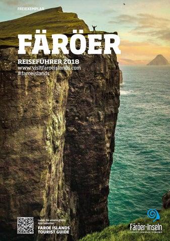 Färöer Reiseführer 2018