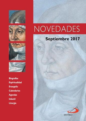 Boletín de novedades septiembre 2017