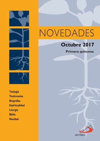 Boletín de novedades octubre 2017