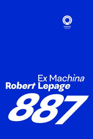 ISSUU Ex Machina / Robert Lepage