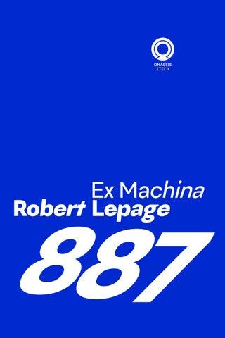 ISSUU Ex Machina / Robert Lepage
