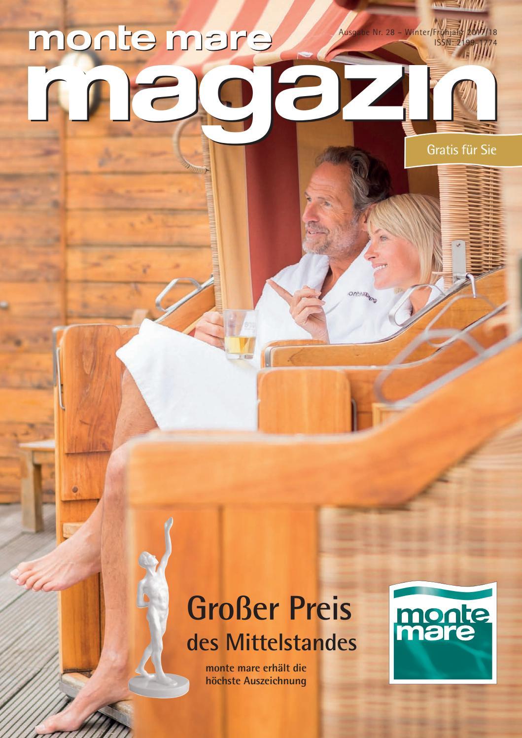 monte mare magazin Winter 2017/18