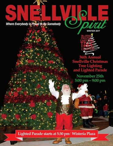 Snellville Spirit - Winter 2017