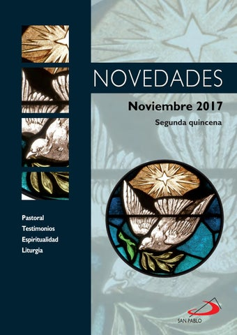 Boletín de novedades noviembre 2017 - 2ª quincena